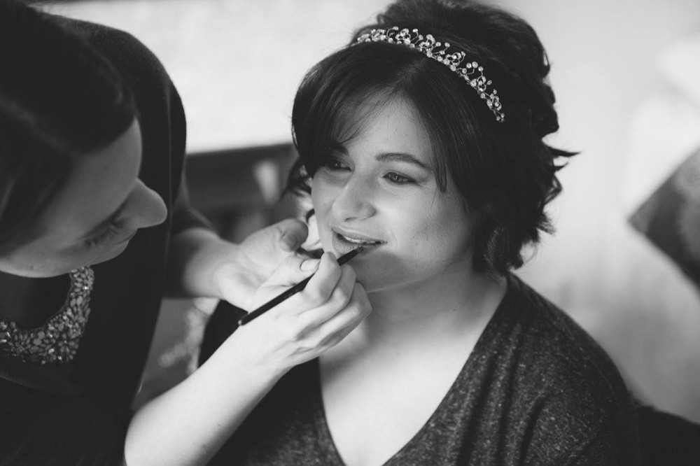 Becca and The Hundred House - Make Me Bridal Artist: Helena Shakespeare Makeup Artist. #classic