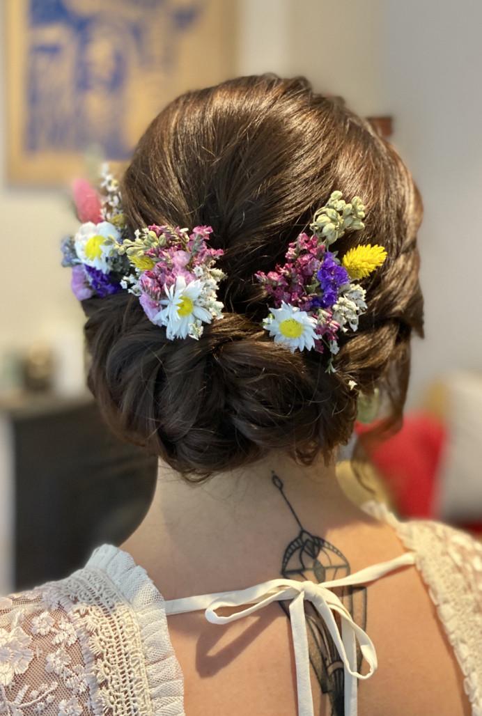 - Make Me Bridal Artist: RLM wedding makeup. Photography by: Me. #bohemian