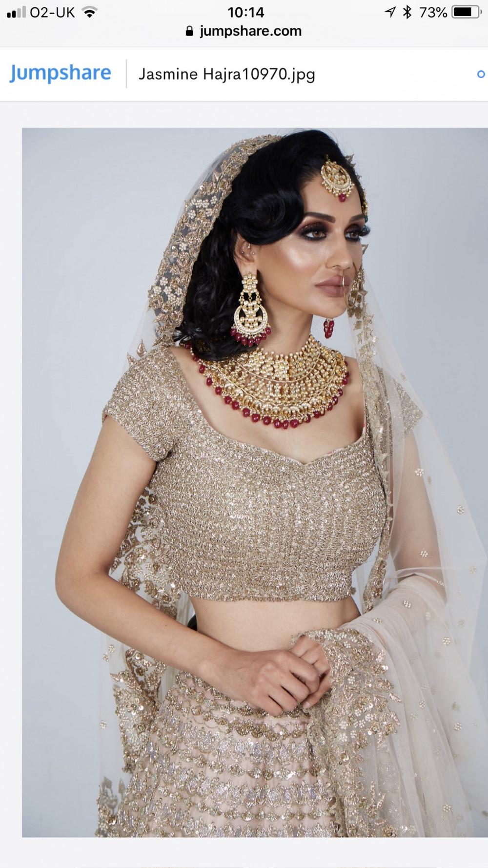 - Make Me Bridal Artist: Soni Makeovers.