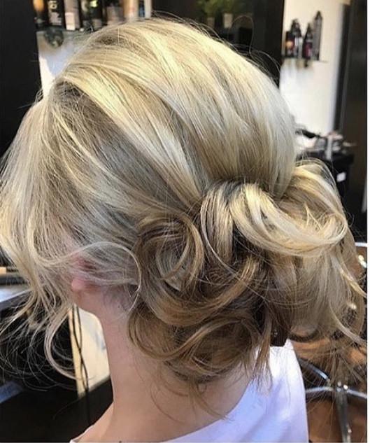 - Make Me Bridal Artist: Wedding hair by marie. #classic #glamorous #curls #updo #soft #weddinghair #bridalhair #bridalhairup
