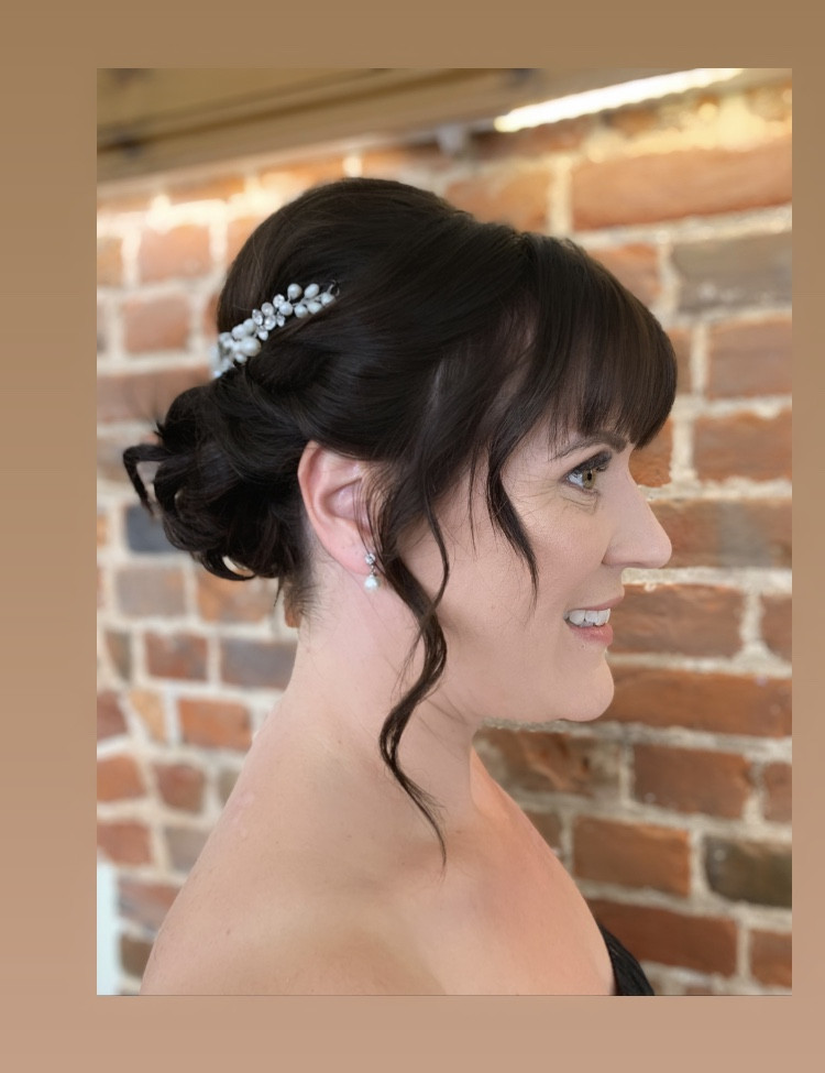 - Make Me Bridal Artist: Wedding hair by marie.