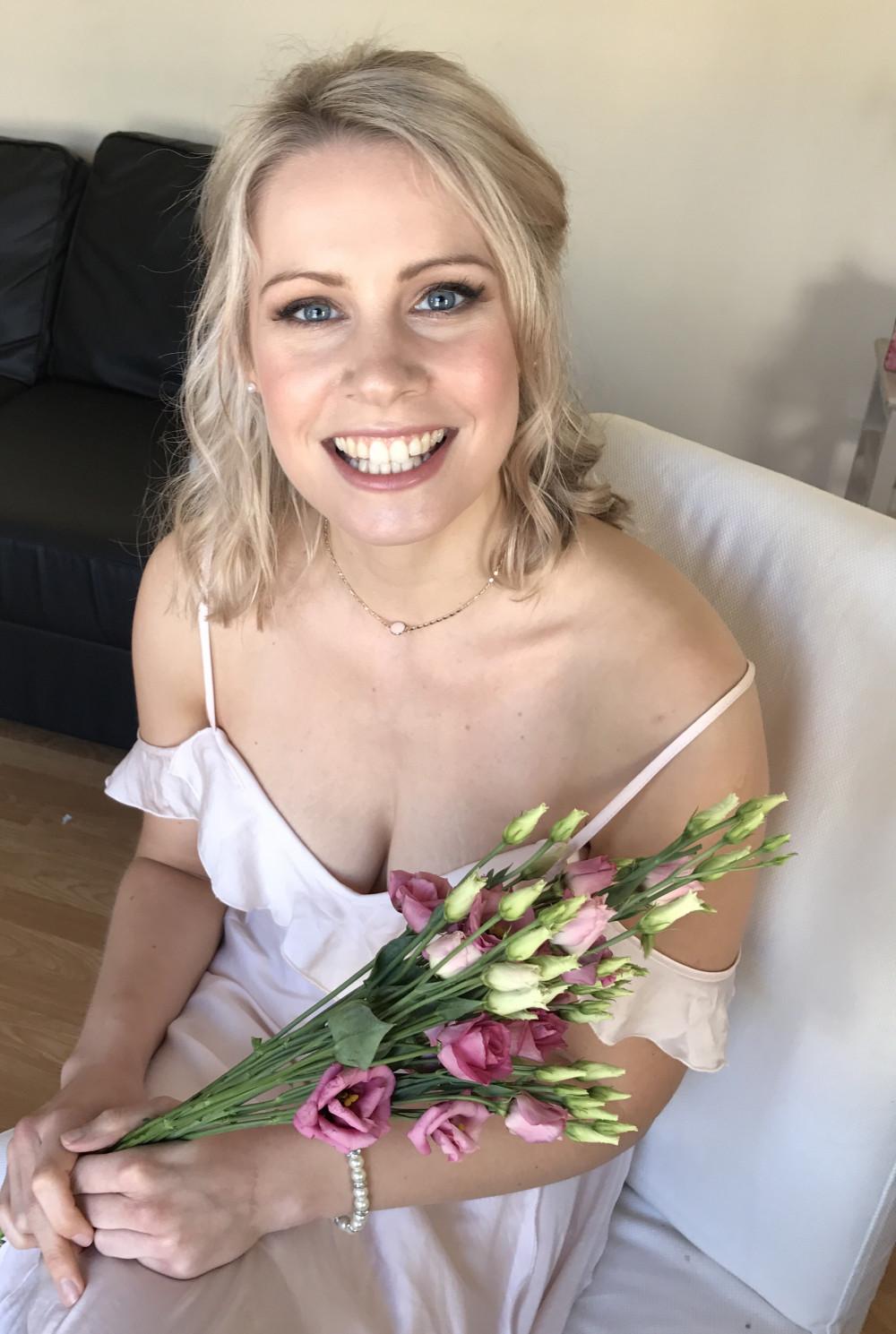 - Make Me Bridal Artist: Melanie Rose Makeup.