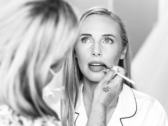 - Make Me Bridal Artist: Makeup by Fi Farrelly. #classic #bridalmakeup