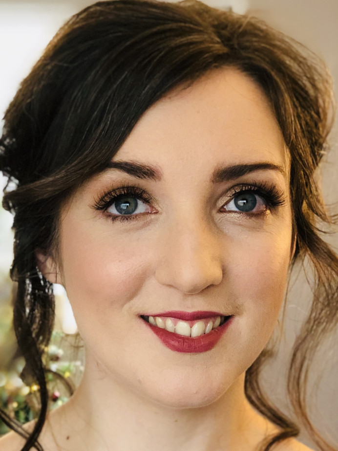 - Make Me Bridal Artist: Makeup by Fi Farrelly.