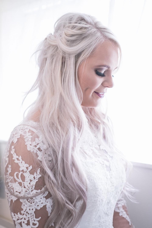 - Make Me Bridal Artist: Makeup by Fi Farrelly.
