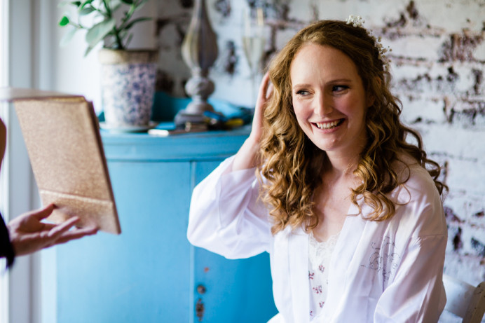 - Make Me Bridal Artist: Nicola Louise Makeup. Photography by: Fringe Photography. #bohemian #boho #naturalmakeup #weddingmorning #gettingready #bridalmakeup