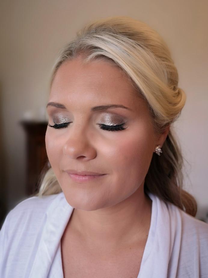 - Make Me Bridal Artist: Nicola Louise Makeup. #classic #glamorous #naturalmakeup #weddingmorning #gettingready #bridalmakeup #makeup