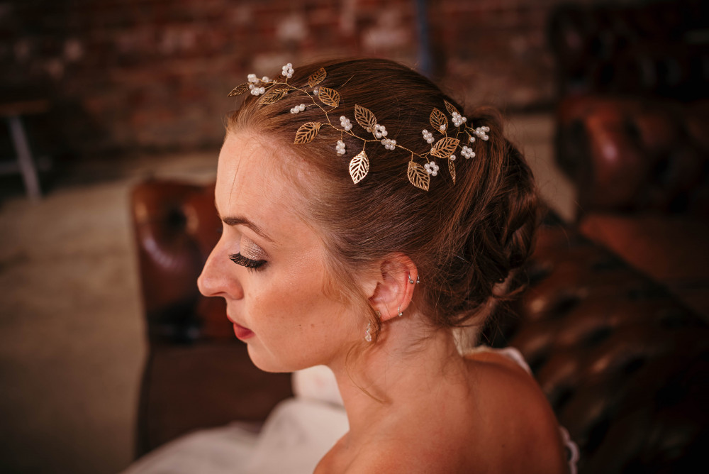 - Make Me Bridal Artist: Justine's Hair & Makeup. Photography by: Katrina Elizabeth.