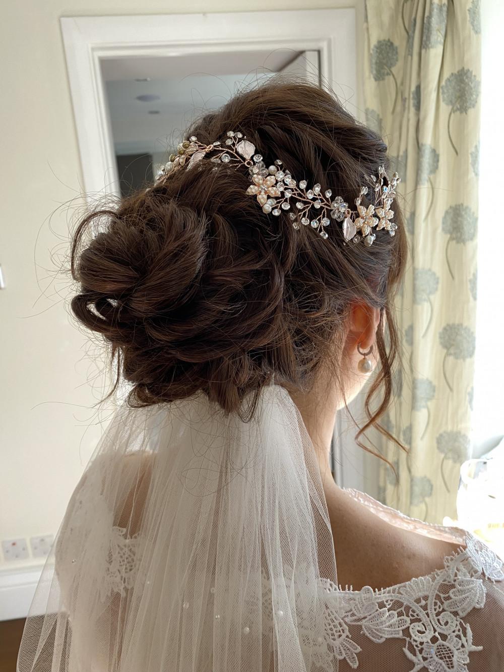 - Make Me Bridal Artist: Celfie Hair and Makeup. #bridalhair