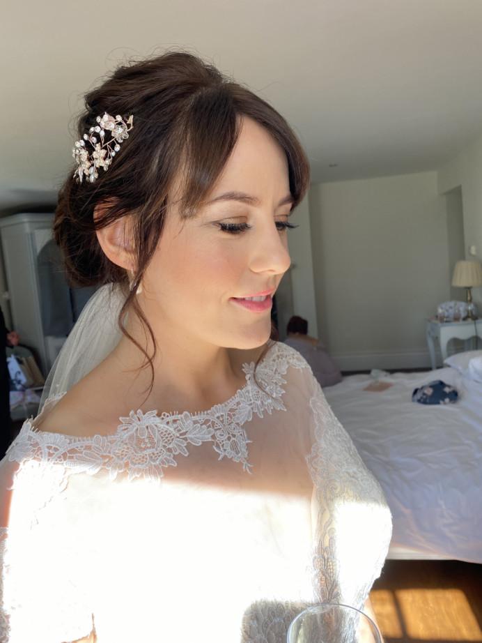 - Make Me Bridal Artist: Celfie Hair and Makeup. #bridalmakeup #bridalmakeup #natural #bridalhairandmakeup