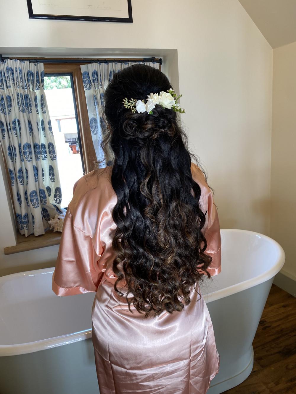 - Make Me Bridal Artist: Celfie Hair and Makeup. #bridalhair #bridesmaidhair #bridalhair #bridesmaidhairandmakeup #indianbride #indianwedding