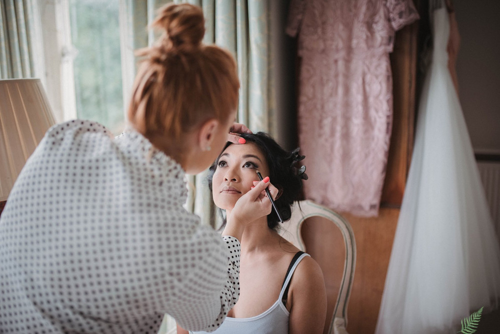 - Make Me Bridal Artist: Celfie Hair and Makeup.