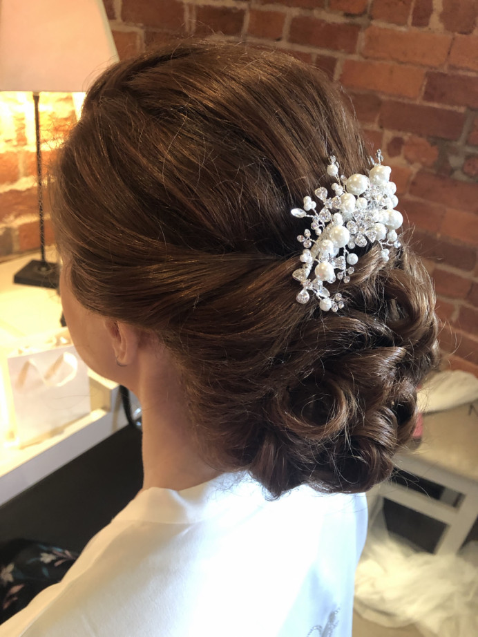 - Make Me Bridal Artist: Rebecca Haines Makeup and Hair.