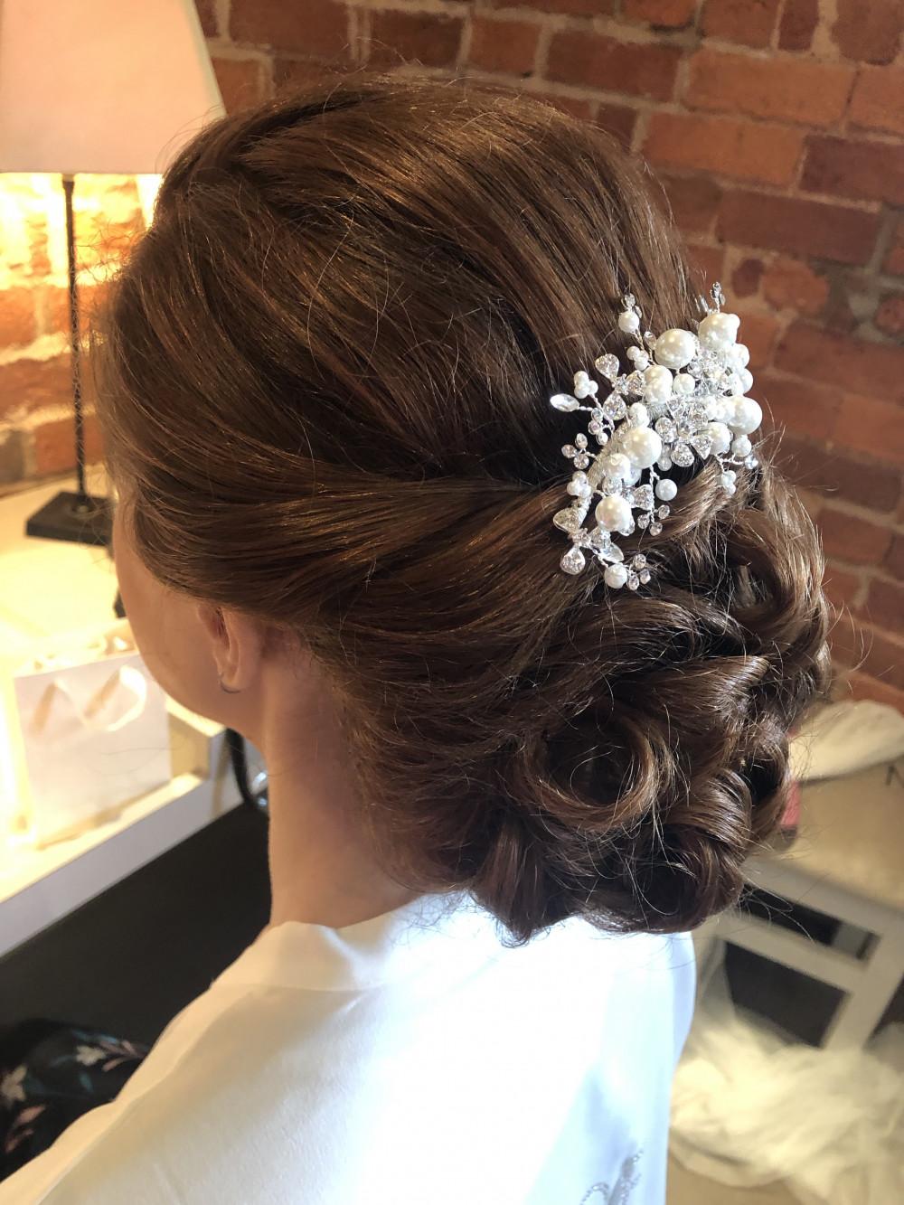 - Make Me Bridal Artist: Rebecca Haines Makeup and Hair.