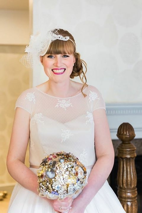 - Make Me Bridal Artist: Rebecca Haines Makeup and Hair. Photography by: Sara beaumont.