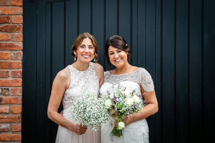 - Make Me Bridal Artist: Rebecca Haines Makeup and Hair. Photography by: sara beaumont. #updo #bridesmaidhairandmakeup #bridehairandmakeup #curradinebarns