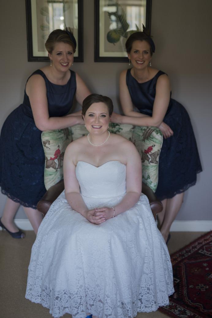- Make Me Bridal Artist: Rebecca Haines Makeup and Hair. #bridesmaidhairandmakeup #bridesmaidmakeup #vintagemakeup #vintagehair #vintagewedding #bridehairandmakeup #cotswoldwedding