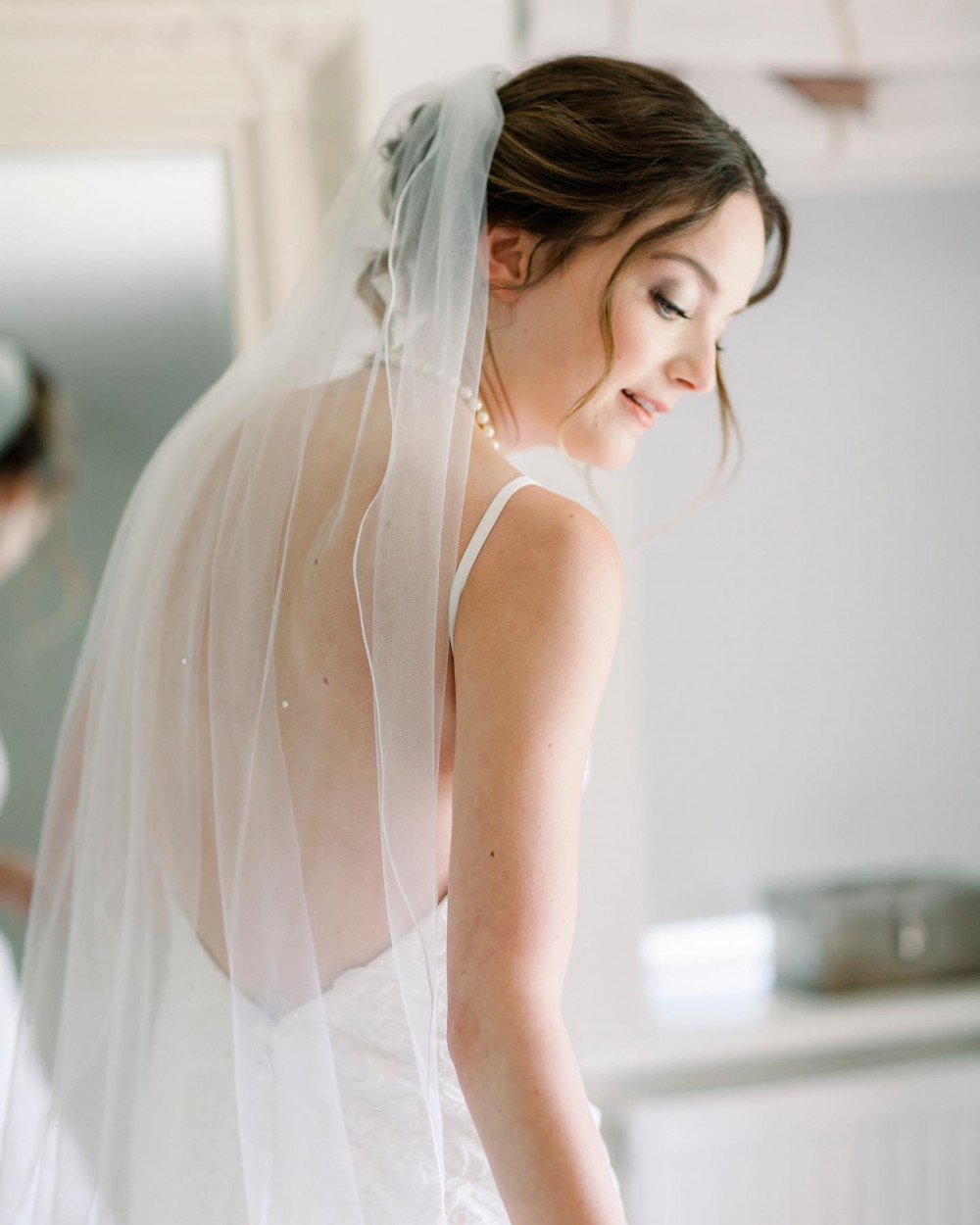 - Make Me Bridal Artist: Powder & Paint - Makeup by Kathryn. Photography by: Jo Bradbury. #classic #naturalmakeup #bridalmakeup #soft #pretty #freshfaced #charlottetilbury #summer #cotswoldsmakeupartist #cotswoldwedding