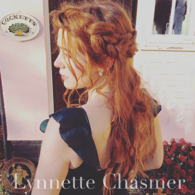 Boho halo braid with soft waved hair for this bridesmaid styled in Suffolk. - Make Me Bridal Artist: Lynnette Chasmer Bridal Hairstylist. Photography by: Lynnette Chasmer. #bridesmaidhair #boho #braid #halobraid