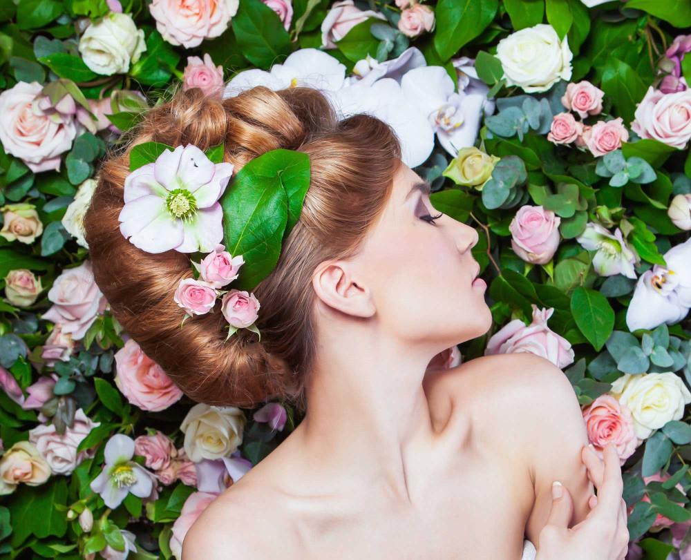 - Make Me Bridal Artist: Lynnette Chasmer Bridal Hairstylist.