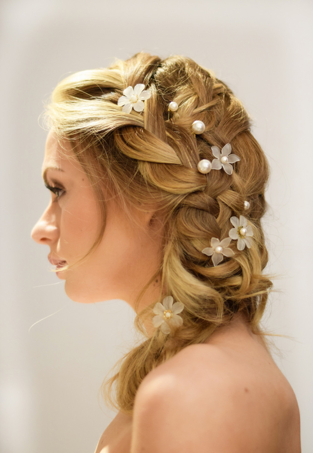 - Make Me Bridal Artist: Bridal hair by suzy.