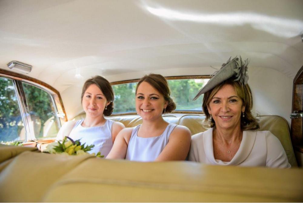 Members of the bridal party - Make Me Bridal Artist: Makeupstudio42. #classic