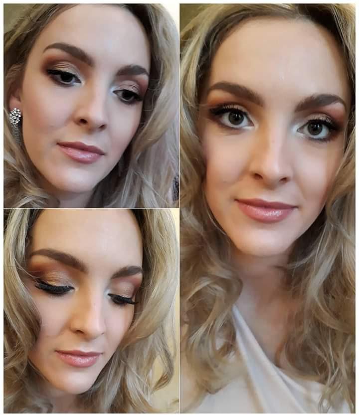 - Make Me Bridal Artist: Stefania Makeupartist.