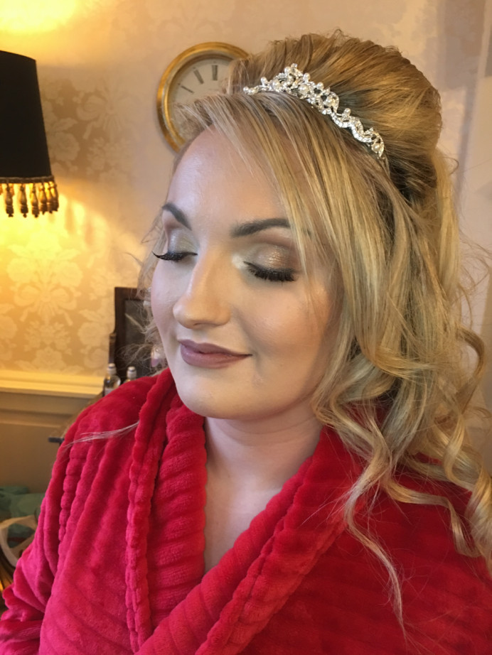 - Make Me Bridal Artist: Makeup By Mary. #glamorous #bridalmakeup