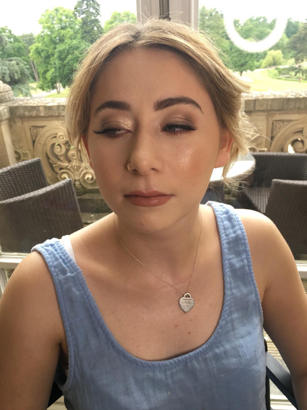 - Make Me Bridal Artist: Makeup By Mary. #glamorous #bridesmaid #glam #bridesmaidmakeup