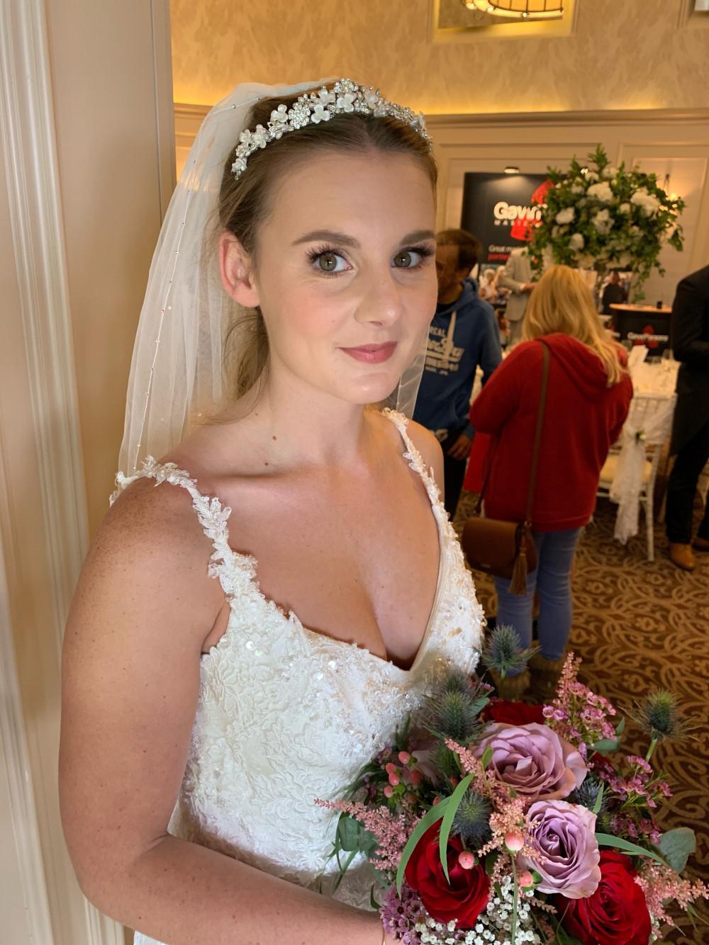 - Make Me Bridal Artist: Makeup By Mary. #classic #naturalmakeup #naturalbride