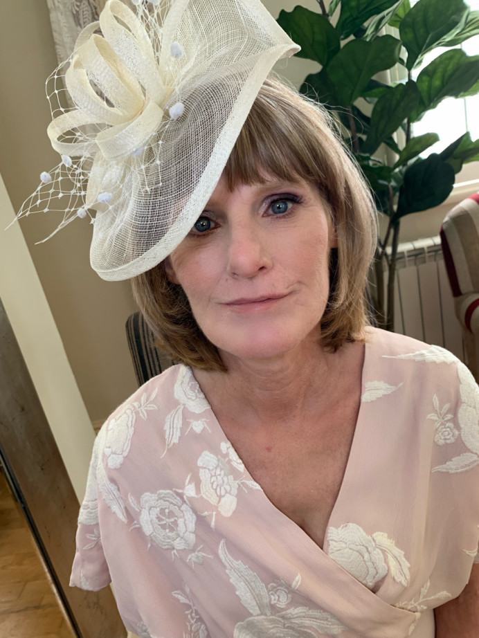 Mother of the bride makeup - I like to keep it super natural but glam up the eyes! No drag queens here! - Make Me Bridal Artist: Joanne Lucas Makeup Artistry. Photography by: Me - Iphone camera :). #naturalmakeup #motherofthebride #classicmakeup