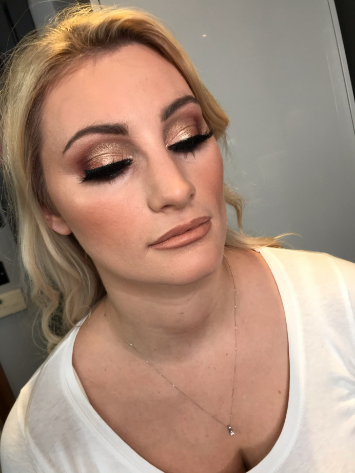 - Make Me Bridal Artist: Eloise Amy - Pro Makeup Artist. #bridalmakeup #lashes #blushingbride #sparklewedding #blush