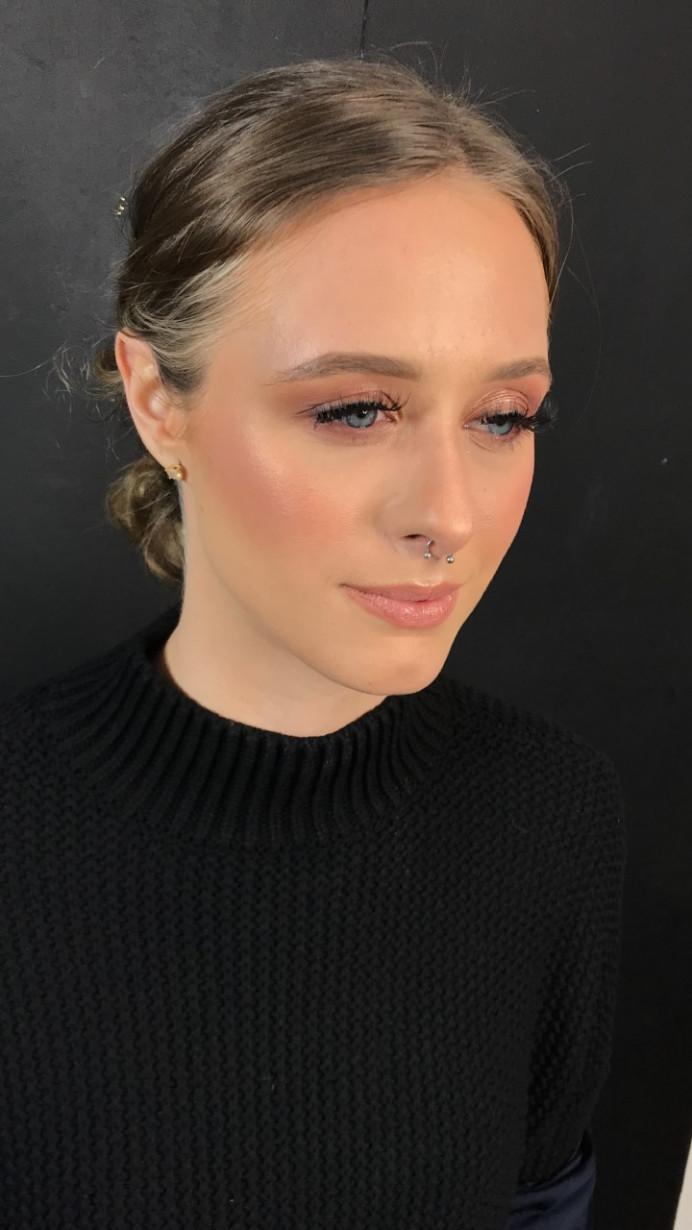 - Make Me Bridal Artist: Eloise Amy - Pro Makeup Artist. #classic #glamorous #bridalmakeup #elegant #lashes #pinklip #blushingbride