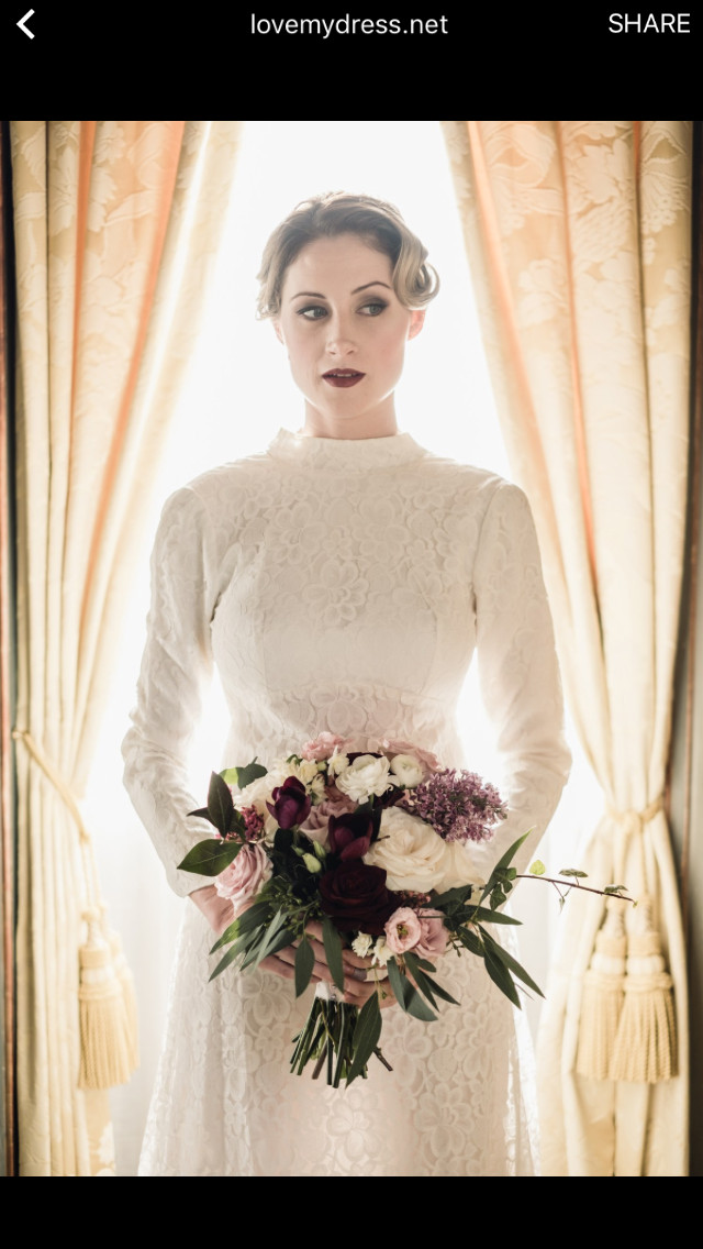 This picture was taken in Cliveden House for a styled shoot with Magpie Weddings. - Make Me Bridal Artist: Viktoria Kohl Makeup and Hair. Photography by: Claire MacIntyre. #vintage