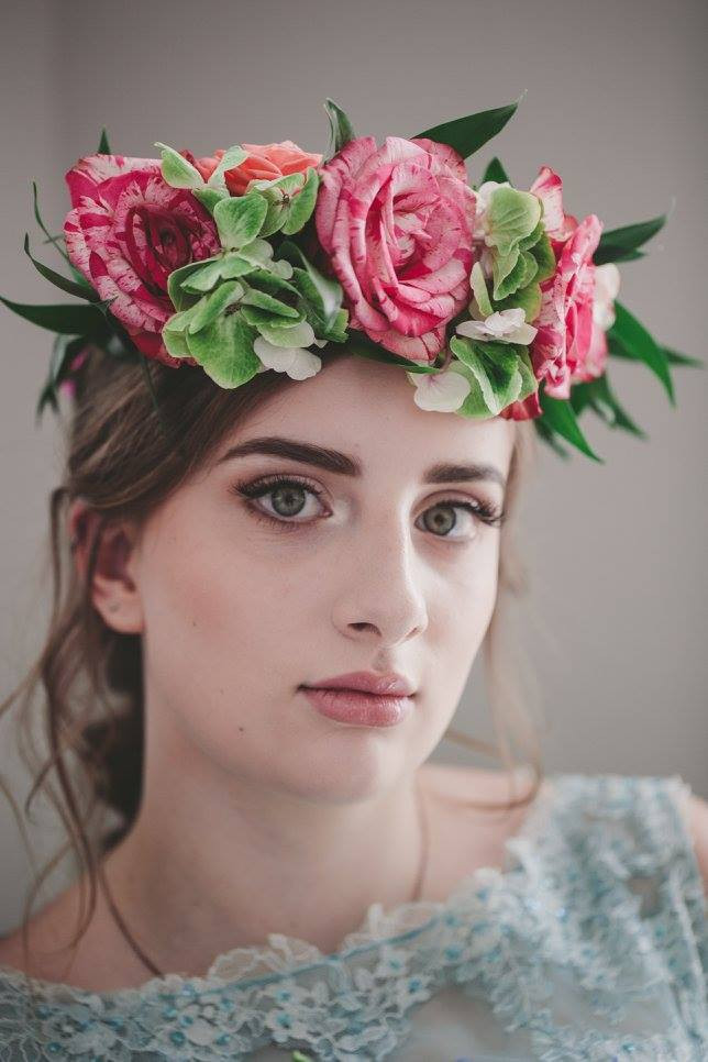 - Make Me Bridal Artist: Leanna Stibbon Makeup . Photography by: Katherine mackintosh photography. #bohemian #bridalmakeup #boho