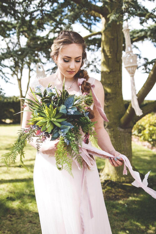 - Make Me Bridal Artist: Leanna Stibbon Makeup . Photography by: Oliver. #boho #bridalmakeup #pretty #freshfaced #perfectmakeup #bridalmakeupartist