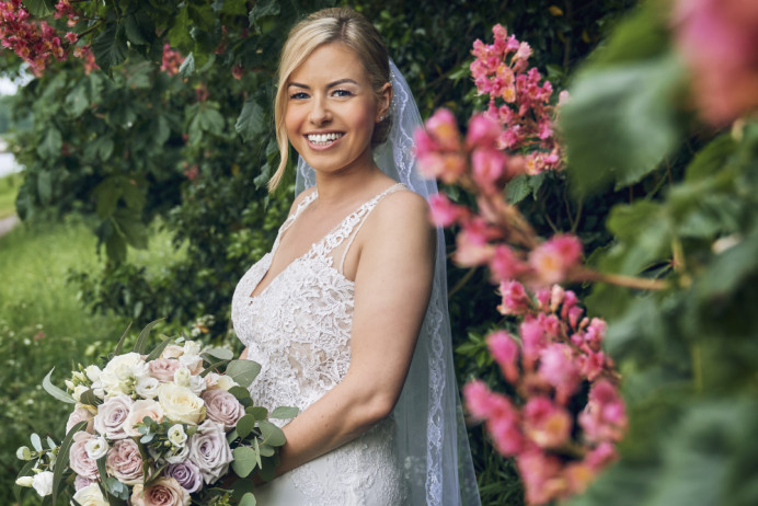 - Make Me Bridal Artist: Stephanie Warren Makeup Artist. Photography by: Julia Conway. #classic