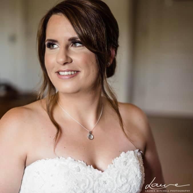 - Make Me Bridal Artist: Stephanie Warren Makeup Artist. Photography by: Lauren Mitchell. #classic