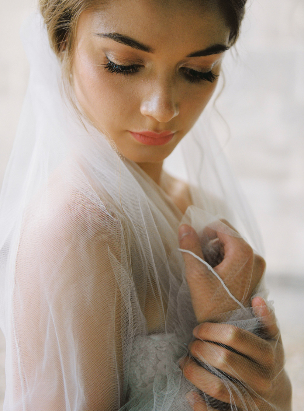 - Make Me Bridal Artist: MK Hair & Makeup . Photography by: Alexander Collins.