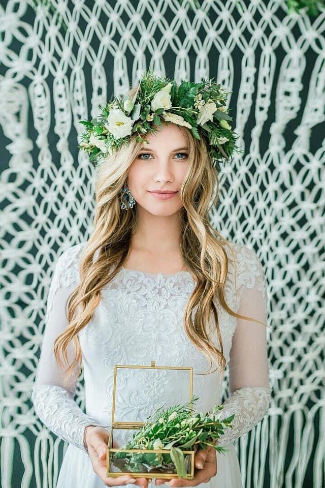 - Make Me Bridal Artist: Veronika Manco Makeup artist. #bohobride