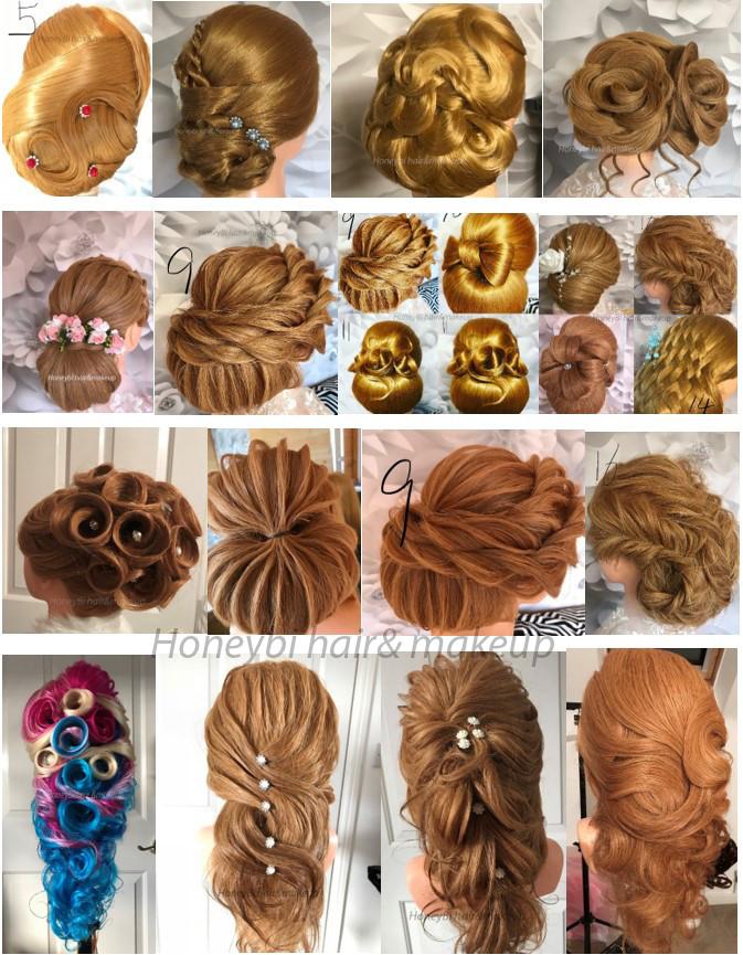 - Make Me Bridal Artist: HoneyBi hair and makeup.