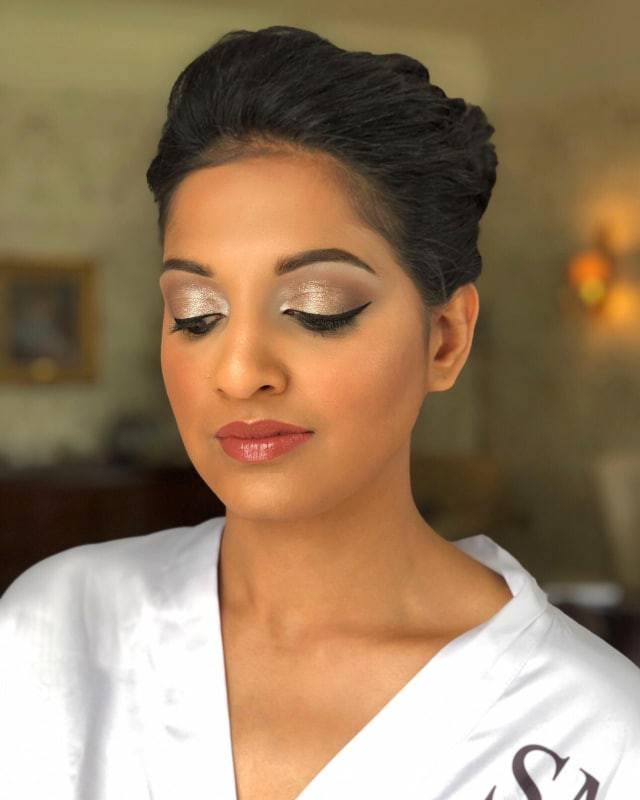 - Make Me Bridal Artist: Christiane Dowling Makeup Artistry.