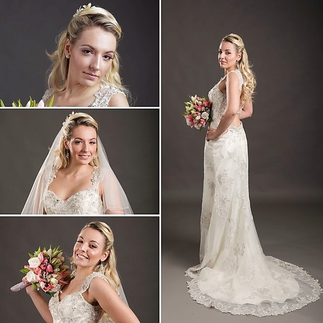 Beautiful natural bridal enhancing the skin rather than masking it. - Make Me Bridal Artist: Sufiah Makeup Artistry. Photography by: Jeff Land. #classic #glamorous #makeup