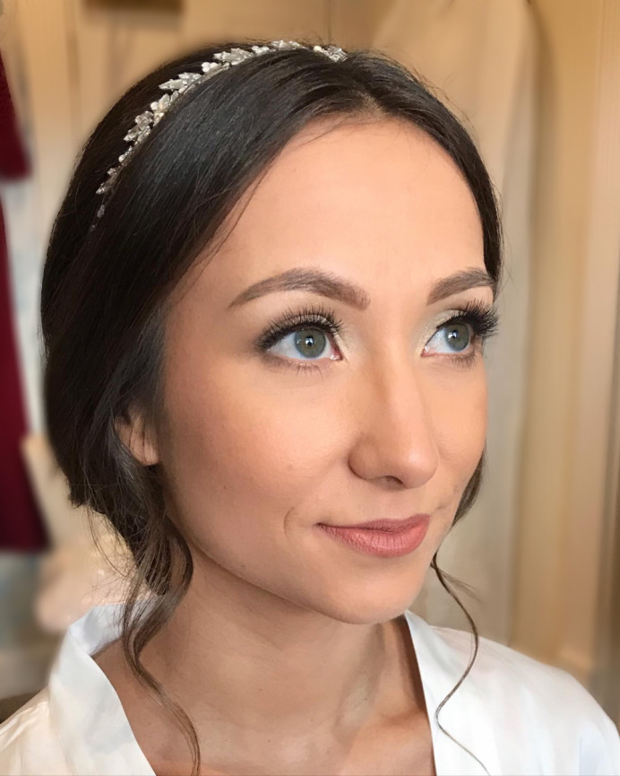 Beautiful natural makeup - Make Me Bridal Artist: Sufiah Makeup Artistry. Photography by: Sufiah. #classic #naturalmakeup #bridalmakeup #glow