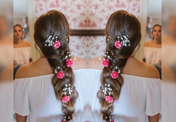 - Make Me Bridal Artist: She Said Yes Bridal Hair.