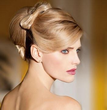 A classic look created for a French photography book  Makeup: Shameem. Hair: Anne Veck Salon - Make Me Bridal Artist: Brush Technik. #weddinghairandmakeup #classicbride #bride #springwedding #oxfordbridalshoots