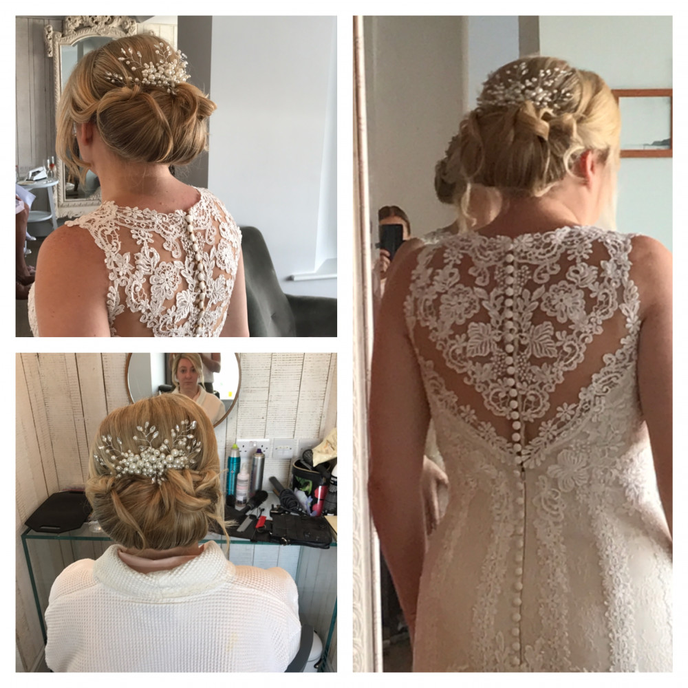 - Make Me Bridal Artist: Newquay Hair and makeup.