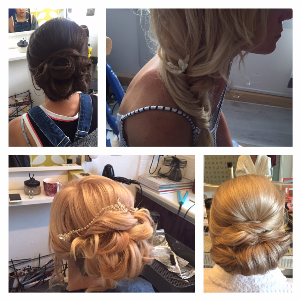 - Make Me Bridal Artist: Newquay Hair and makeup.