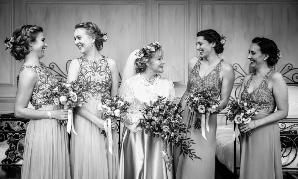 - Make Me Bridal Artist: Marie Sessions Hair and Make Up . #flowercrown #roses #bridalhair
