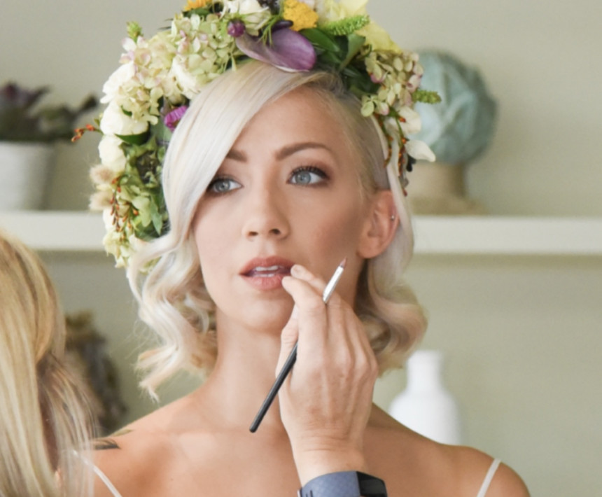 Kelli Waldock Make Up Artist